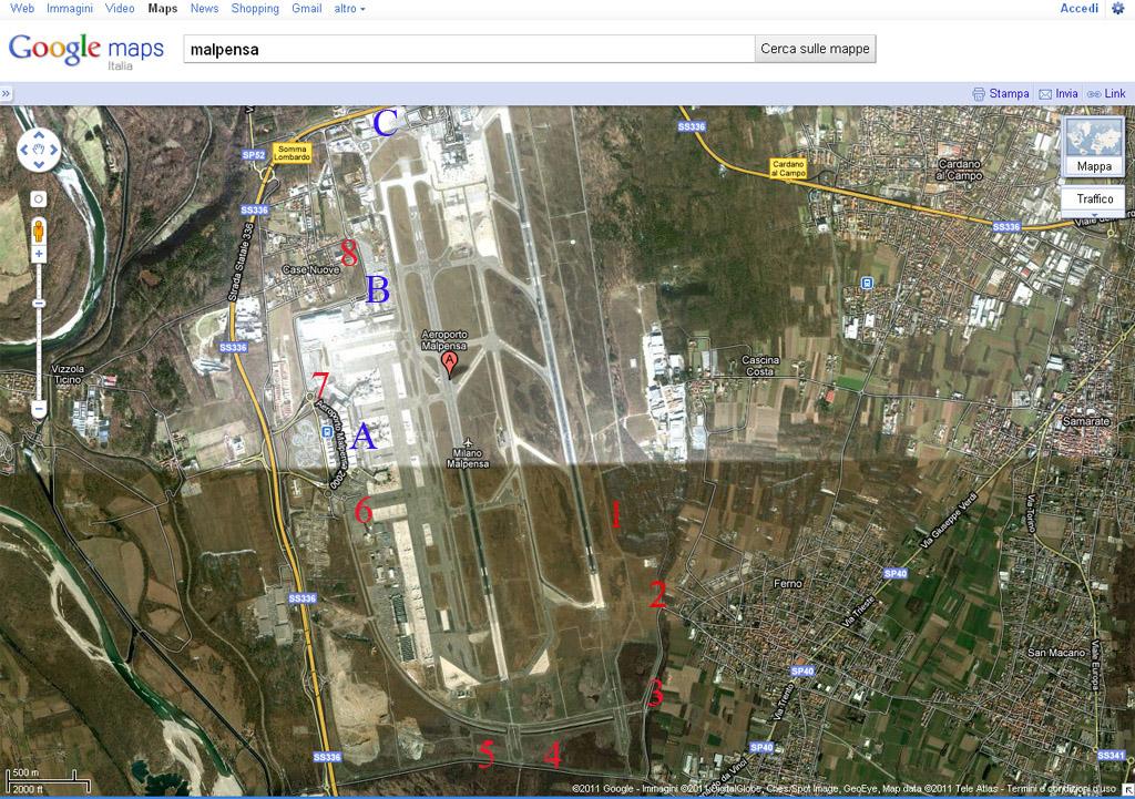 Hotels At Malpensa Airport Terminal