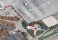 Employee parking and Marjorie Rosenbaum Plaza.png